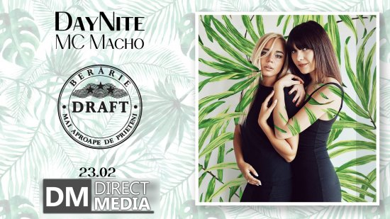 DayNite & SHOW MC MACHO MAN 23.02.2018