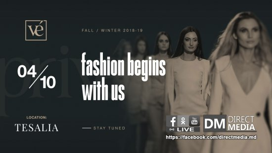 Live: Privé Fashion Events - Fall / Winter 2018-19 | 04.10.2018