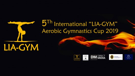 Live: 5th International LIA-Gym Aerobic Open Cup 2019 | 06.10.2019